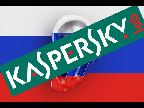 Kaspersky Labs Antivirus.. Should you stop using it?