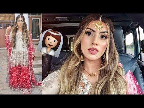 EASY PAKISTANI/INDIAN WEDDING RECEPTION LOOK | BodmonZaid
