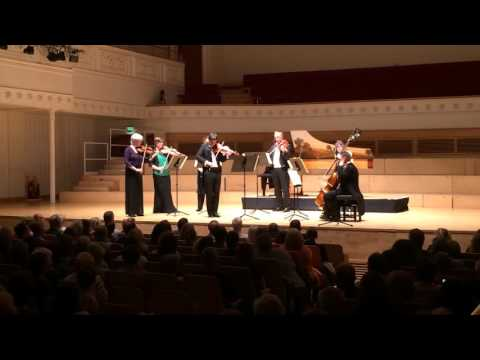 Czardas/Monti - London Concertante live at City Halls, Glasgow