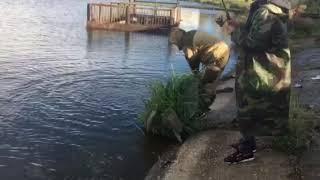 Рыбхоз у Власьево