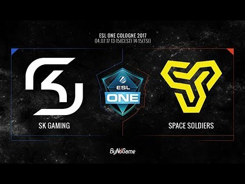 Space Soldiers vs