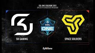 Space Soldiers vs SK Gaming EN İYİ ANLAR