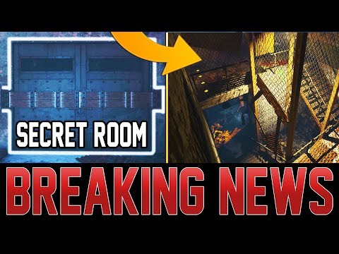 SECRET ROOM IN BLOOD OF THE DEAD FOUND FOR MAIN EASTER EGG! (Black Ops 4 Zombies)