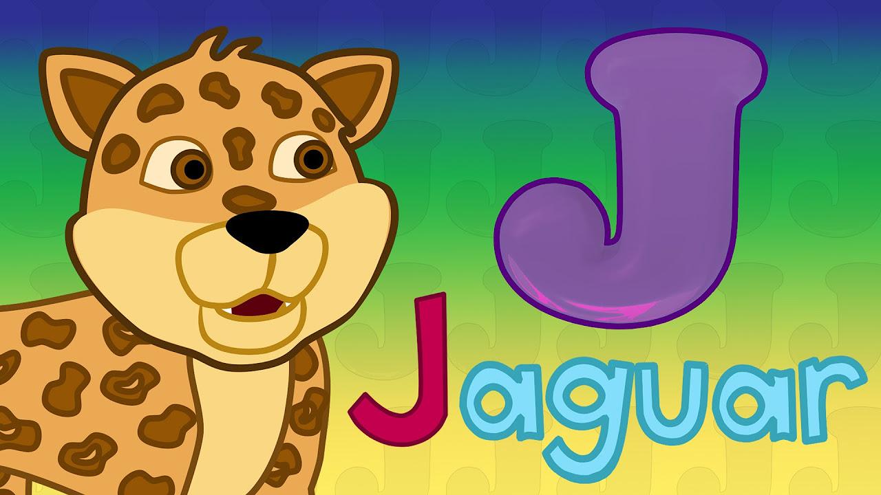 J Harfi - ABC Alfabe SEVİMLİ DOSTLAR Eğitici Çizgi Film Çocuk Şarkıları Videoları