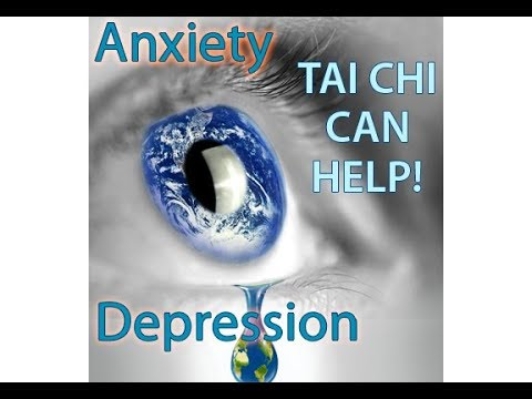 Tai Chi / Qigong for Anxiety, Depression, and Mood Disturbance