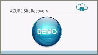 AZURE SiteRecovery