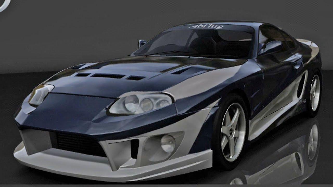 Forza Motorsport 2 Toyota Ab Flug S900 Supra Turbo 1998 Test Drive Gameplay Hd 1080p60fps