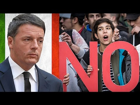 Why Italy's referendum matters - in 90 seconds