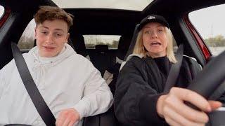 Mein Erstes Mal Auto fahren - 24h Leben tauschen mit Max