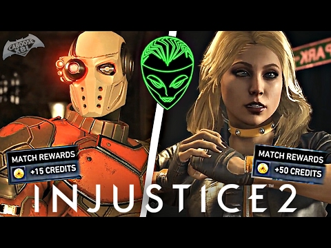 Injustice 2 - Microtransactions Confirmed? Oracle & Wildcat Teased! (News Roundup)