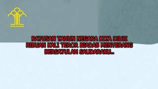 #IndonesiaTidakTakut