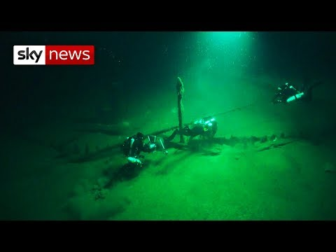 World's oldest intact shipwreck discovered