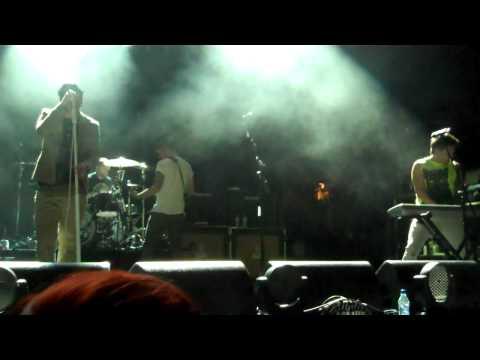Lostprophets New Song - Bring Em Down - Bournemouth - 16.08.2011