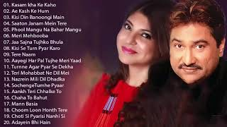 Top 20 Of Alka Yagnik & Kumar Sanu Hits songs Forever new | SUPERHIT JUKEBOX-अलका याग्निक कुमार सानू