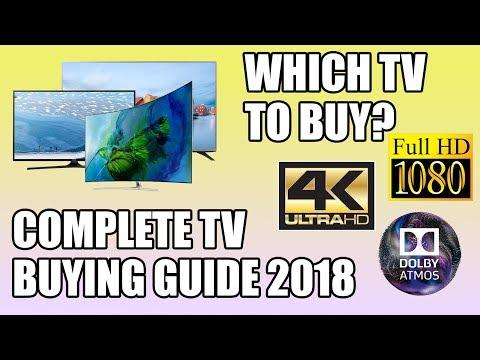 Best TV Buying Guide 2018, Buy Cheap 4K TV Online, GET Cash Back & Discounts