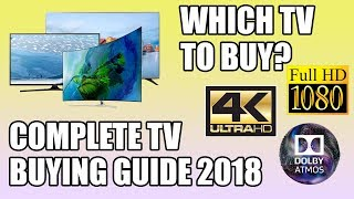 Best TV Buying Guide 2018, Buy Cheap 4K TV Online, GET Cash Back & Discounts