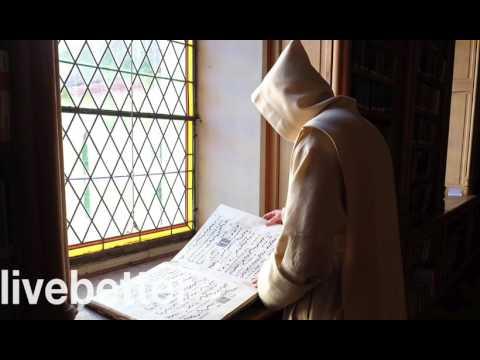 Canto Gregoriano Tranquilizador y Relajante - Musica Gregoriana Medieval de Monjes