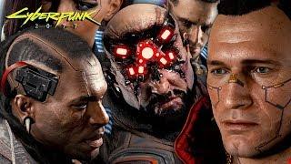 Cyberpunk 2077 - NEW Character Models & Screenshots! (Cosplay Guide!)