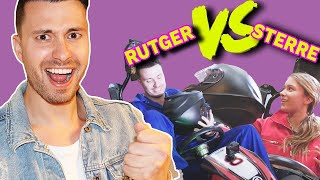 "RUTGER VINK: ""STERRE, het GROOTSTE OBSTAKEL dat ben JIJ"" 😈  | Crazy Glitch Race - GLITCH"