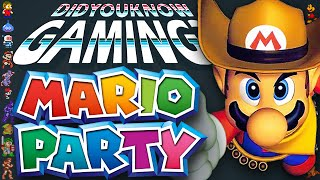 Mario Party - Did You Know Gaming? Feat. Brutalmoose