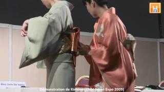Demonstration Kimono (Chibi Japan Expo 2009