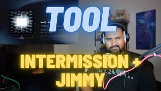 """Reaction to TOOL - """"Intermission"""" + """"Jimmy"""" 