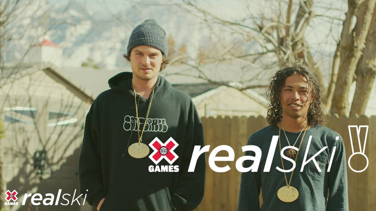 REAL SKI 2020: Gold Medal Video | X Games - YouTube