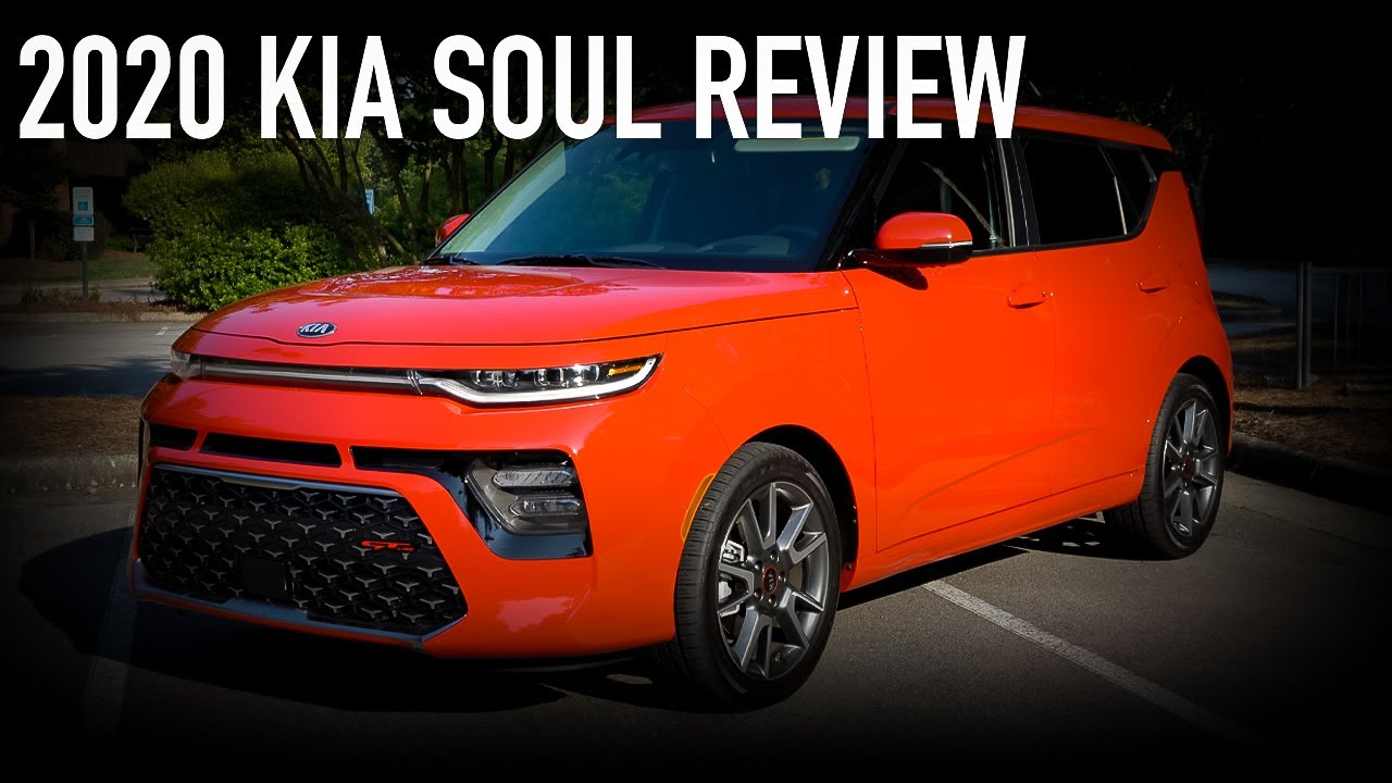 2020 kia soul turbo review: best at what it does - youtube