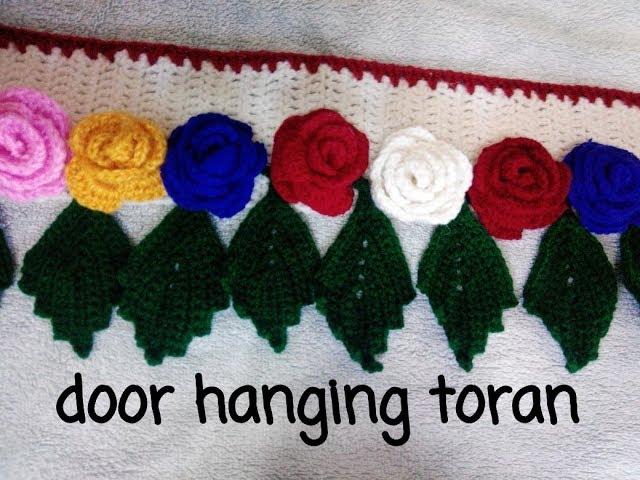 WOW! Beautiful door hanging toran making (?????? ???? ????? ????? )