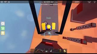 ROBLOX The CrusheR - Blast Furnace speedrun in 0:58:462