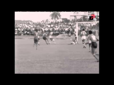Trinidad & Tobago vs. Suriname (FIFA World Cup 1966 qualifier)
