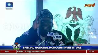 25 Years After, Buhari Honours Late MKO Abiola With Posthumous GCFR Nat'l Award Pt.8