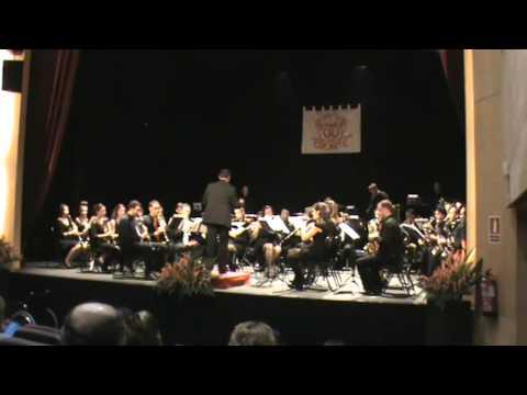 Formation Flight 1 (obra para trompeta y banda)- Unión Musical Crearte