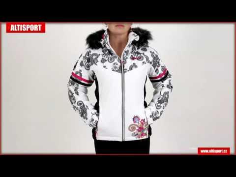 11bf61e1a dámská zimní bunda kilpi lena w černá - YouTube