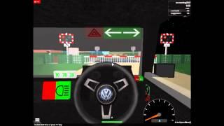 ROBLOX - Passaggio a livello - Rutherford E Contea / ROBLOX Autocontrollo automatico