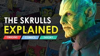 The Skrulls: Explained | Everything You Need To Know About The New Big Bad MCU Villains