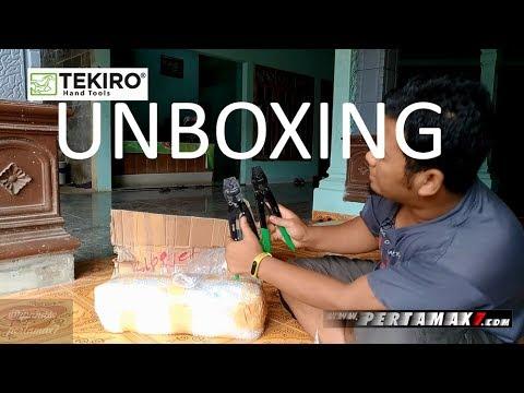 Unboxing Paket TEKIRO Tools Indonesia | Pertamax7