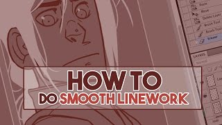 How to do Smooth Linework
