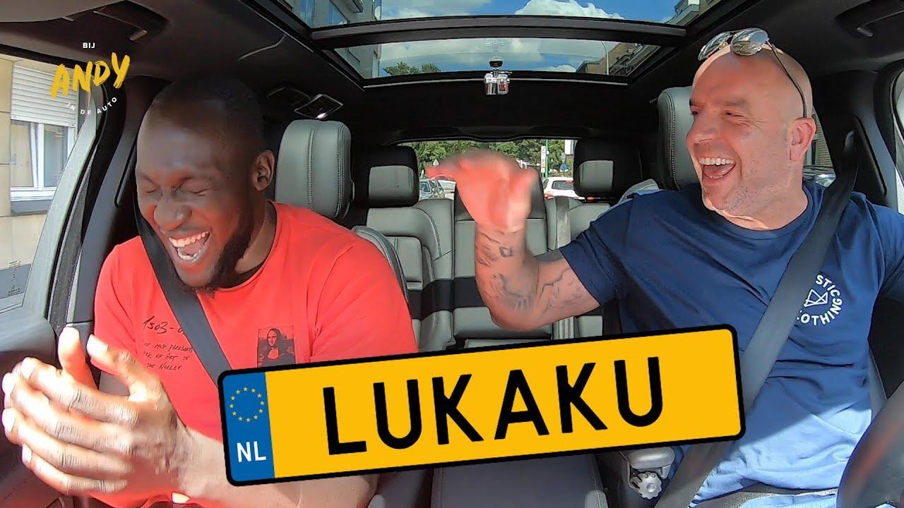 Download Romelu Lukaku - Bij Andy in de auto! (English subtitles)