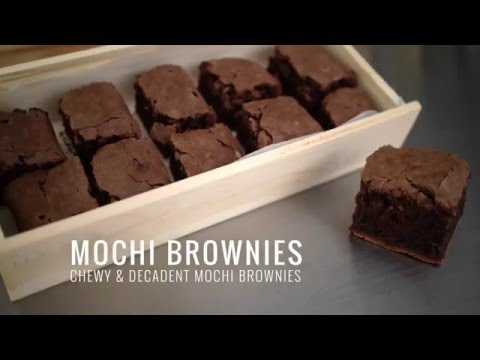 How To Make Chocolate Butter Mochi Recipe Doovi