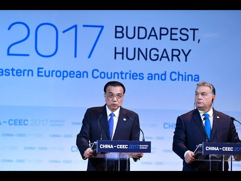 Chinese Premier Backs More Investments in Eastern Europe