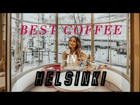 TOP 5 COFFEE SHOPS IN HELSINKI - Visit Finland