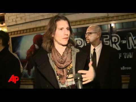 Injured 'Spider-Man' Actor Returns to See Show