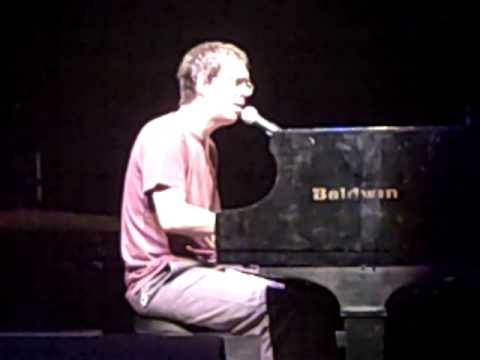 """Ben Folds """"One Down"""" and song explanation"""