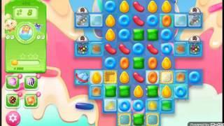 Candy Crush Jelly Saga Level 496