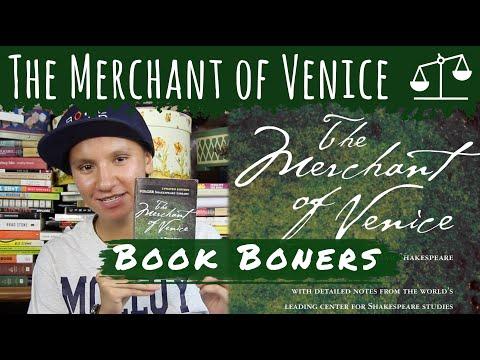 The Merchant of Venice – Book Boners 2
