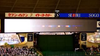 2015/03/27(金) 埼玉西武ライオンズ×オリックスバファローズ 西武プリン...