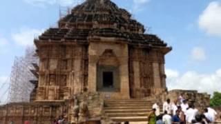 Odisha Tourism - Konark Sun Temple