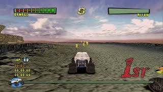 Monster Trux Extreme: Offroad Edition PS2 Gameplay HD (PCSX2)