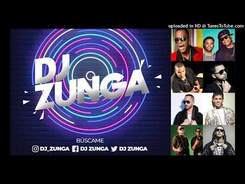Canal 95 Mix 25 - Old School (Dj Zunga)